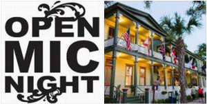 Open Mic FL House