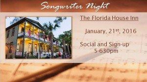 Songwriter FL House BANNER